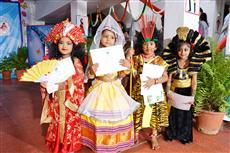 Fancy Dress Competition (PP I)