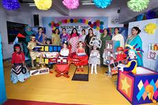 PP 1 Fancy dress competition