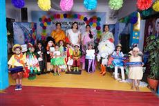 Nursery Fancy Dress Competition